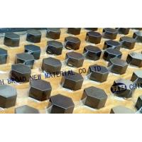 Quality Lightweight Boron Carbide B4C Armor Tile Insert For Protect Aircraft / Vehicle / Naval Vessel for sale