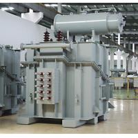 China 630kVA 3 Phase Shell Type Transformer 50Hz , ONAN Three-winding Transformer on sale