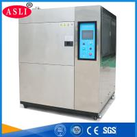 Fast Temperature Change Heating Cooling Cycling Thermal Shock Test Chamber Manufactures