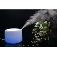 500ml Colorful LED Lights Ultrasonic Aromatherapy Diffuser Ultra Quiet Manufactures