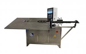3 Phase Four Axis 6.0mm 2D Wire Bender For Kitchenware Making Manufactures
