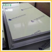 Blue Colored Printed Plastic Protection Film For EBS Panel Damage Resistant Manufactures