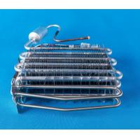Refrigerator R404A Aluminum Tube Fin Heat Exchanger Manufactures