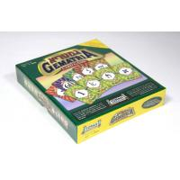 Kids Flash Cards Custom Board Book Printing With Black / White Printing Manufactures