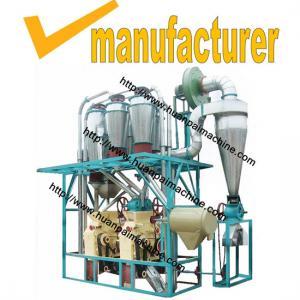 10 ton per day wheat flour milling machine Manufactures