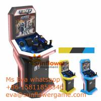 metal cabinet kids shooting game for sale Top China Manufacturer For Game Center Popular Game Manufactures