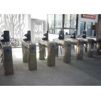Auto Bi Directional Waist Height Turnstiles/ Tripod Turnstile Gate For Visitor Magement‎ Manufactures