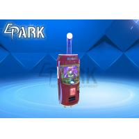 Arcylic Children Coke Drink Crane Game Machine Coin Operated for Shopping Mall Manufactures