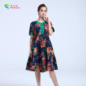 YIZHIQIU Casual Dresses cotton anti-static dress Manufactures