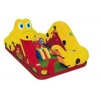 retro snake inflatable castle inflatable castle with slide combo Manufactures