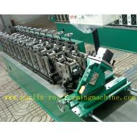Hollow Runner Metal Stud And Track Roll Forming Machine for T Guide Track Panasonic PLC Control Atos Valve Manufactures