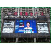 1R1G1B HD Outdoor Full Color LED Display Screens For Advertising Business Manufactures