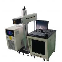 60W CO2 Laser Marking Machine for Wood and Plastic , CO2 Laser Engraver Manufactures