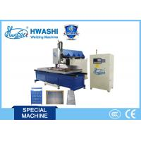 Quality CNC Automatic Welding Machine For Welding Square Pipe Frame and Wire Mesh for sale