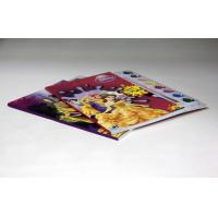 Quality Hardback Perfect Bound Coloring Book Printing Services With Water-Colour Brush for sale