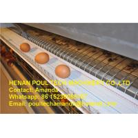 Buy cheap Poultry Farming H Type Battery Layer Chicken Cage with 112 Birds Hot Galvanized from wholesalers