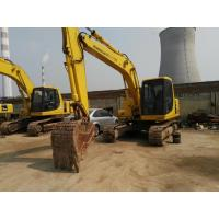 Komatsu 1.7 Tonne Second Hand Excavators , PC120 - 6  Used Construction Machine Manufactures