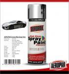 Chemicals Chrome Spray PaintShock Resistance For Glass / ABS Plastics Manufactures