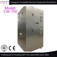 Quality All SUS304 Stainless Steel smt cleaning equipment Pneumatic Stencil Cleaner for sale