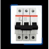 China S280 3 phase 230v 80A 100A 125A ac power electrical mcb mechanical circuit breaker on sale