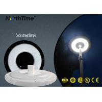 Cool Warm High Lumen Solar Lights No Wiring 5-6 M Mounting Height Manufactures