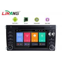 Android 8.1 Porsche Cayenne Android Touch Screen Car Radio Free Map Card Manufactures