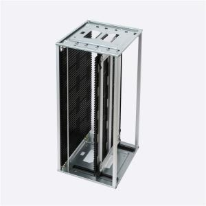 SMT Antistatic PCB storage trolley ESD PCB Circulation Cart ESD PCB Trolley Manufactures