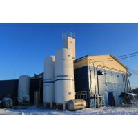 Medical / Industrial Oxygen Plant for ASU Air Gas Separation , Liquid Nitrogen Plant Manufactures