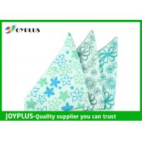 Printed Pattern House Cleaning Clothes , Washing Microfiber Cloth Cleaning Manufactures