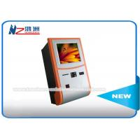 Self Service Payment ATM Kiosk Touch Screen Wall Mounted Bank ATM Machine Manufactures