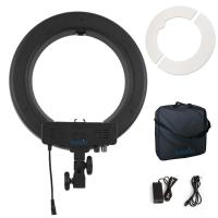 China Photo Video 12inch Dimmable Bi-Color LED Make Up Ring Light for Photography on sale