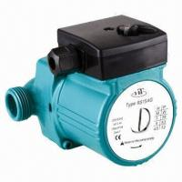 Circulatory Pumps with Cast Iron Body and PP Impeller Manufactures