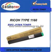 Aficio MP W2400 MP W3600 Ricoh Toner Cartridge With toner powder Manufactures