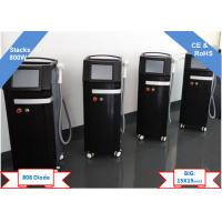 808nm Diode Laser Hair Removal Machine 10 Bars Microchannel , Laser Hair Removal Device Manufactures