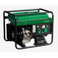 3.2KW / 3.5KW Power Recoil / Electric Portable Gasoline Generator Manufactures