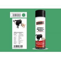 Frame Green Color Animal Marking Paint String Shaped For Horse APK-6810-2 Manufactures