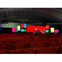 High Definition HD Large LED Screen Nova Linsn Software And Video Processor Manufactures