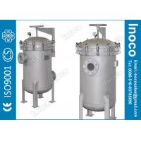 BOCIN High Pressure Multi-bag Filters Housing River Water Filter With Quick Opening Manufactures