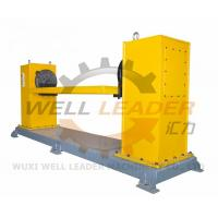 One Axis Servo Positioner Rotating Overturning Table For Robot Welding 800Kg Load Manufactures
