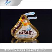 Customized Size And Shape Aluminum Foil Bags Candies Packaging Bags Manufactures