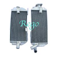 Motorcycle Dirt Bike Aluminum Race Radiators For HONDA CRF450 2013-2014 Manufactures