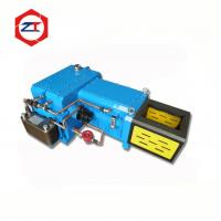 TSC65 Pellet Making Machine Gearbox 400 - 600 R/Min RPM Speed Smooth Operation Manufactures