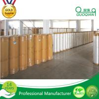 High Strength Acrylic Opp Packing Bopp Jumbo Roll Tape With 36-56 Mic , 4000m X 1280mm Manufactures