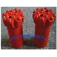 China T45 76 mm Atlas Copco Retract Ballistic Button Bits For Big Top hammers Drilling on sale