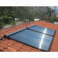 Solar Collectors with 2mm Thickness and 4MPa Working Pressure, EN12975-certified Manufactures