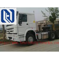 Double sleepers Prime Mover Truck , 10 Wheels Tractor Truck Euro2 336 HP Manufactures