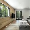 Buy cheap Aluminum profile-Non-thermal break-Swing door-Black-55/65mmseries from wholesalers