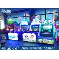 Hardware Material Coin Operated Amusement Machines Nine Different Scenes Manufactures