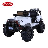 Ibaby hot sale high quality battery cars for children in china with RC and music Manufactures