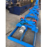 PU Coated Pipe Turning Rolls For Automatic Feeding And Welding Manufactures